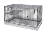 Lazy Bones Single Storey Metal Cage